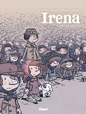 "Afficher ""Irena n° 1 Le ghetto"""
