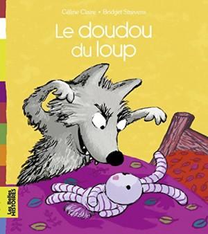 """Afficher """"Le doudou du loup"""""""
