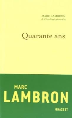 """Afficher """"Quarante ans"""""""