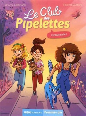 """Afficher """"Le club des pipelettes."""""""