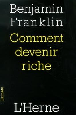 """Afficher """"Comment devenir riche"""""""