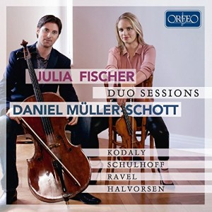 """Afficher """"Duo sessions"""""""