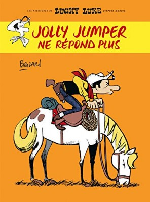 """Afficher """"Lucky Luke vu par... n° 2 Jolly Jumper ne répond plus"""""""