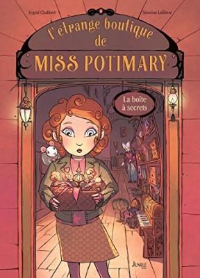 """Afficher """"L'étrange boutique de Miss Potimary - série en cours n° 1 La boîte à secrets"""""""