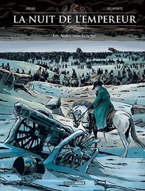 """Afficher """"La Nuit de l'Empereur n° 2 Les Aigles sous la neige"""""""