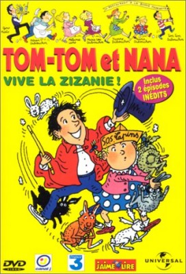 Couverture de Tom-Tom et Nana Tom-Tom et Nana - Vive la zizanie !