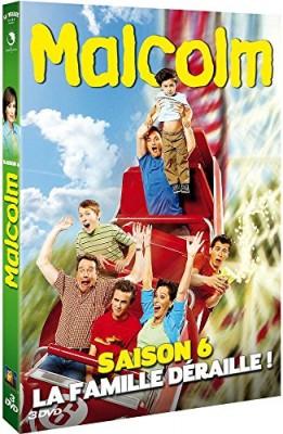 """Afficher """"Malcolm série n° 6 Malcolm, saison 6"""""""