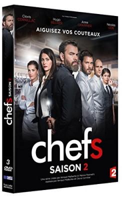 """Afficher """"Chefs, saison 2"""""""