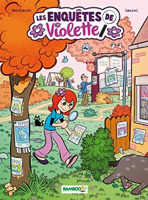 """Afficher """"Les enquêtes de Violette n° 1"""""""
