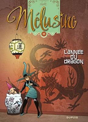 """Afficher """"Mélusine n° 25 L'année du dragon"""""""