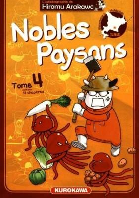 """Afficher """"Nobles paysans n° 4 Nobles paysans t4"""""""