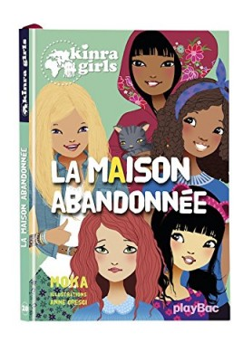 "Afficher ""Kinra girls n° 20 Maison abandonnée (La)"""