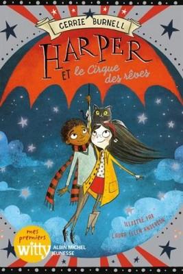 vignette de 'Harper n° 2<br /> Harper et le cirque des rêves (Cerrie Burnell)'