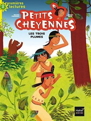 """Afficher """"Petits Cheyennes n° 2 Les trois plumes"""""""