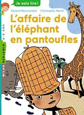 """Afficher """"Les enquêtes fabuleuses de FFF, le fameux Félix File-Filou L'affaire de l'éléphant en pantoufles"""""""