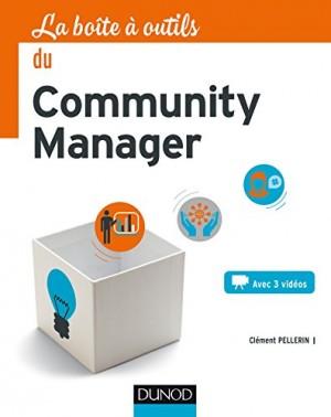 vignette de 'boîte à outils du Community manager (La) (Clément Pellerin)'