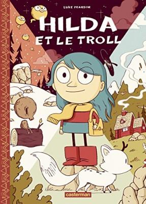 "Afficher ""Hilda et le troll"""