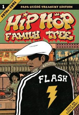vignette de 'Hip Hop Family Tree n° 1 (Ed Piskor)'