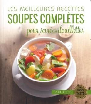 """Afficher """"Soupes complètes pour soirées douillettes"""""""