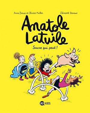 """Afficher """"Anatole Latuile n° 10 Sauve qui peut !"""""""