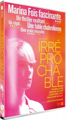 vignette de 'Irréprochable (Sébastien Marnier)'
