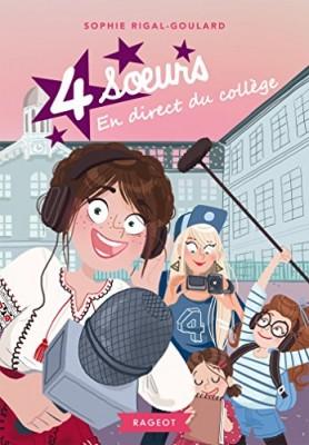 "Afficher ""4 soeurs n° 7 En direct du collège"""