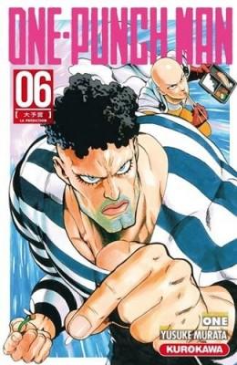 "Afficher ""One-punch man n° 6"""