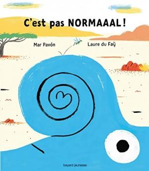 vignette de 'C'est pas normaaal ! (Mar Pavón)'