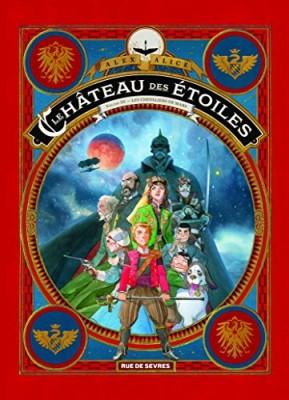 """Afficher """"Le château des étoiles n° 3 Les chevaliers de Mars"""""""