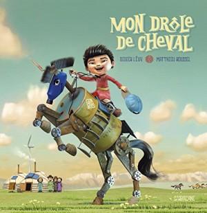 """Afficher """"Mon drôle de cheval"""""""