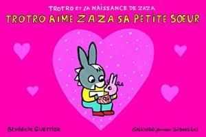 "Afficher ""Trotro et la naissance de Zaza Trotro aime Zaza sa petite soeur"""