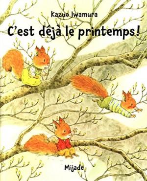 """Afficher """"C'est déjà le printemps !"""""""