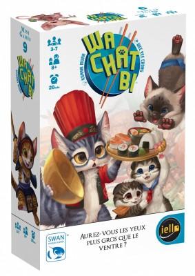Couverture de Wa chat bi