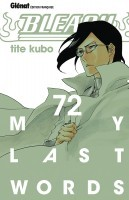 "Afficher ""Bleach n° 72<br /> My last words"""