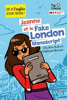 "Afficher ""Jeanne et le fake London manuscript"""
