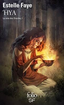 """Afficher """"La voie des oracles n° 1 Thya"""""""