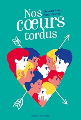 vignette de 'Nos coeurs tordus n° 1 (Séverine Vidal)'