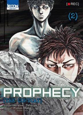 "Afficher ""Prophecy, the copycat n° 2"""