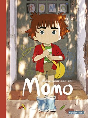 vignette de 'Momo n° 01 (Jonathan Garnier)'