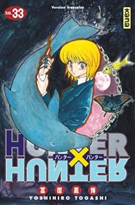 "Afficher ""Hunter x Hunter n° 33"""