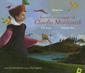 """Afficher """"Les mille et un voyages de Claudio Monteverdi"""""""