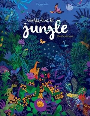 """Afficher """"Cachés dans la jungle"""""""
