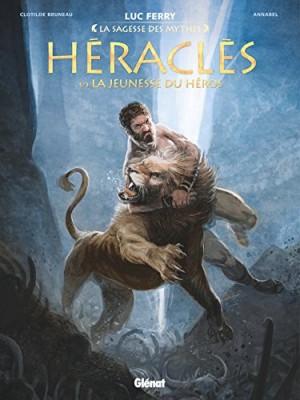 """Afficher """"Héraclès n° 1<br /> La jeunesse du héros"""""""