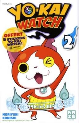 """Afficher """"Yo-kai watch n° 2"""""""