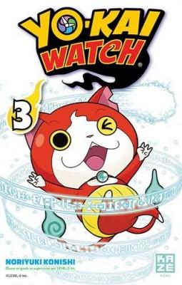 """Afficher """"Yo-kai watch n° 3"""""""