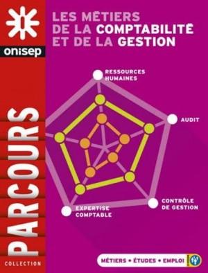 """Afficher """"Les métiers de la comptabilité et de la gestion"""""""
