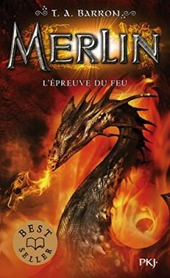 "Afficher ""Merlin n° 3 Epreuve du feu (L')"""