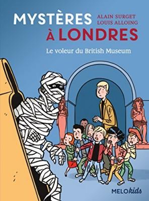 """Afficher """"Mystères à Londres n° 1 Voleur du British Museum (Le)"""""""