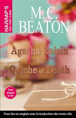 "Afficher ""Agatha Raisin and the quiche of death"""
