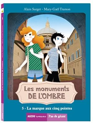 """Afficher """"Les Monuments de l'ombre n° 5 La Marque aux cinq pointes"""""""